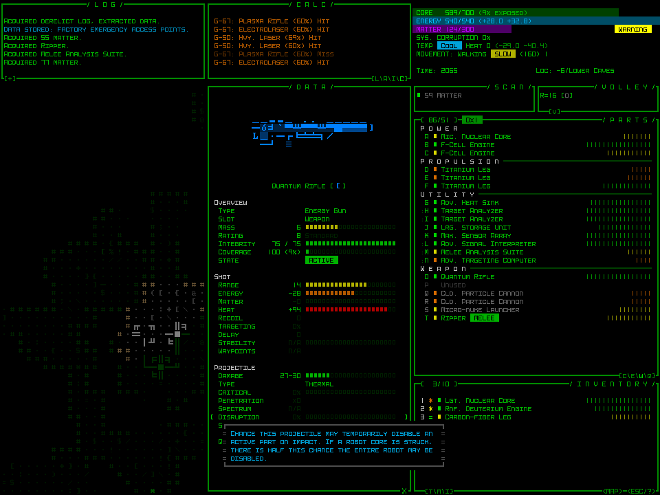 Home | Cogmind - A Sci-Fi Roguelike by Grid Sage Games